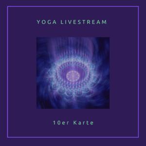 10er Karte yogalina